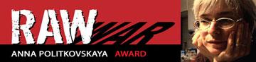 anna politkovskaya award banner