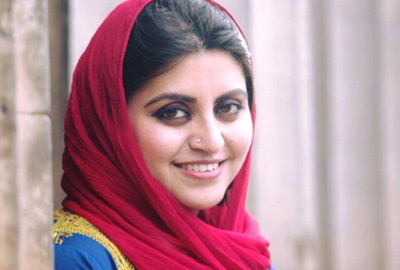 Gulalai Ismail (Pakistan) receives the 2017 Anna Politkovskaya Award!!