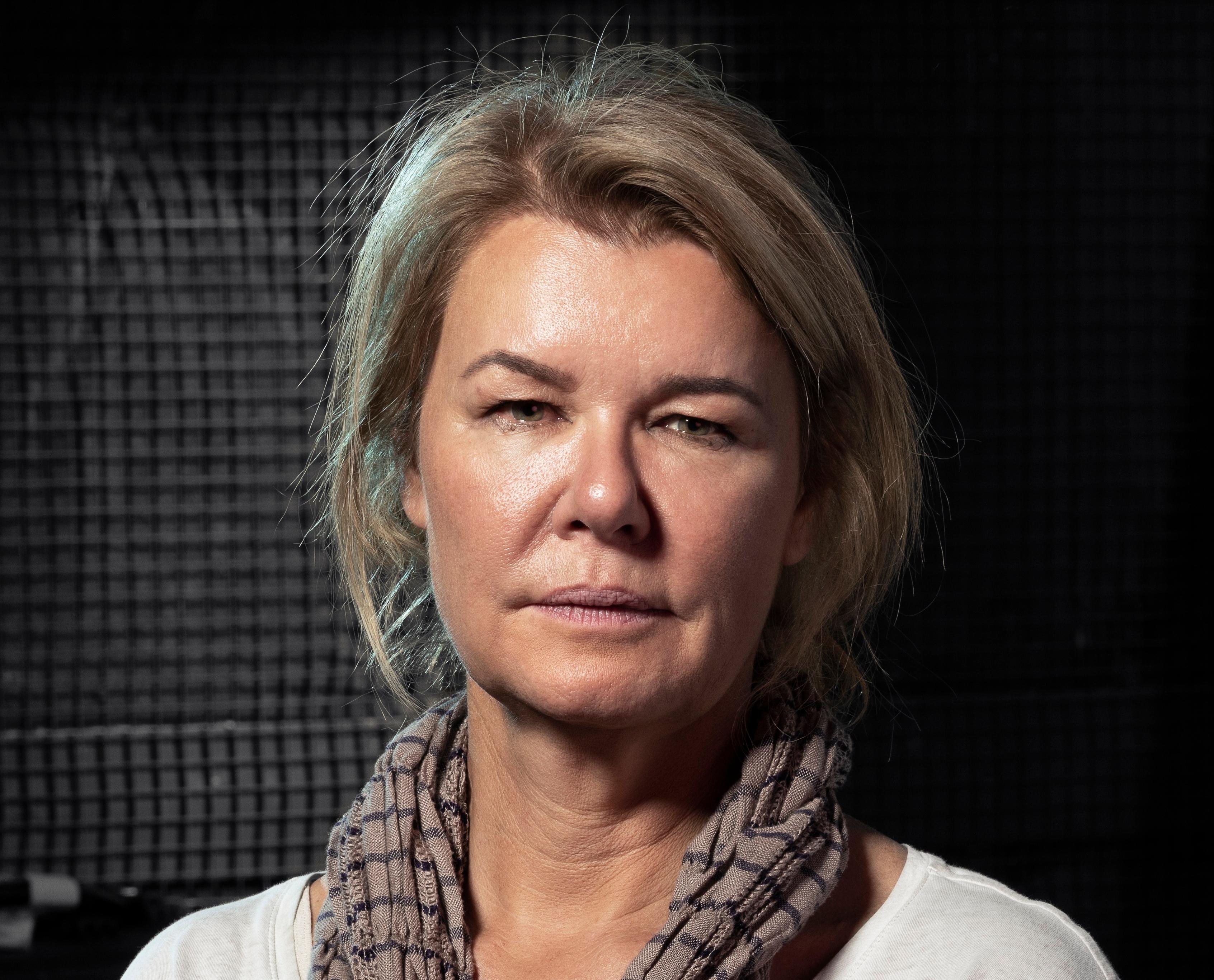 Alex Crawford receives the 2019 Anna Politkovskaya Award!